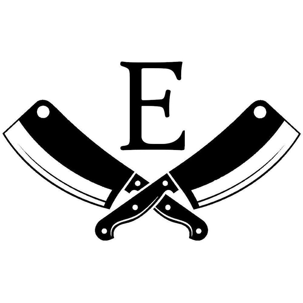 The Hash Grinder Company® - EXI en EXII - Mini hakmesje voor Hash en Wiet - logo